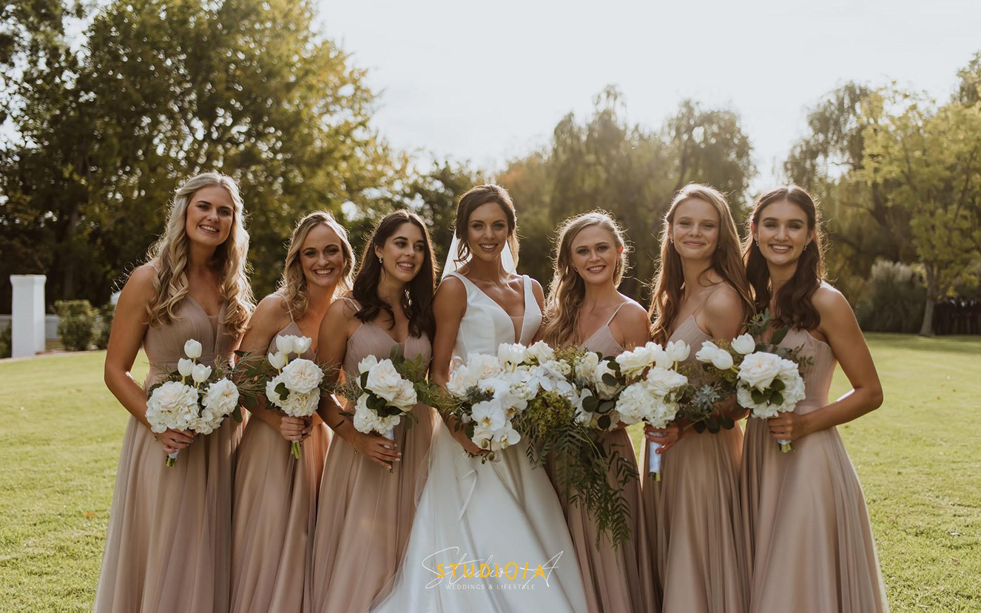 brides bridal hair and make-up 3